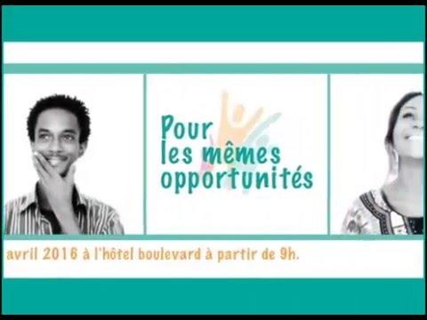 Forum sur l'égalité des Chances - Edition 2016 (Gabon)