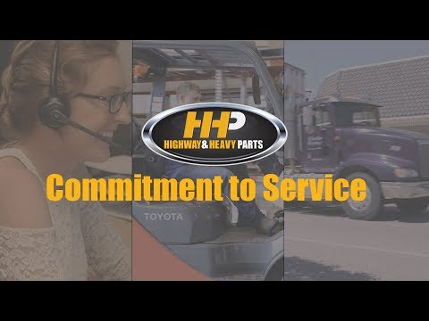 Highway And Heavy Parts: Commitment To Service