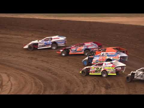 9 22 17 Modifieds Heat #2 Lincoln Park Speedway