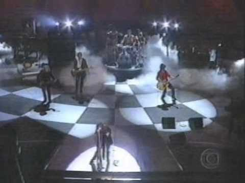 Aerosmith - I Don't Want To Miss A Thing - (Live Oscar 1999).avi