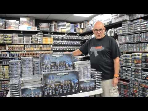 WarGameStore on Warhammer 40,000 Space Marines Released September 2013