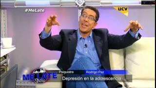 """Doctor Rodrigo Paz en """"Me Late"""" con Daniel Fuenzalida"""