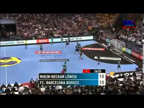 Liga de Campeones 2010/11 - Rhein vs Barcelona - F4-Semf (Colonia)
