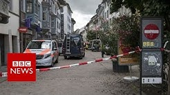 Switzerland: Five injured in Schaffhausen attack, say police - BBC News
