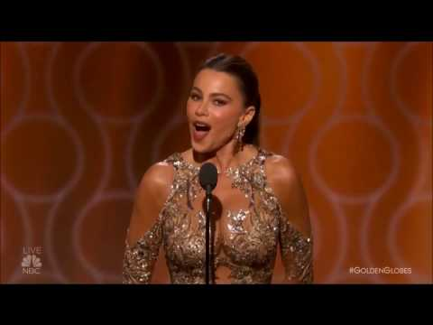 Sofia Vergara 'Anal' Golden Globes Blooper