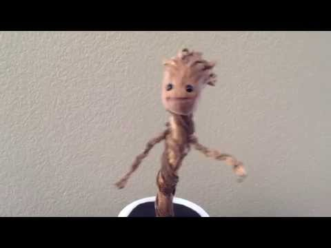 How To Make A Dancing Baby Groot