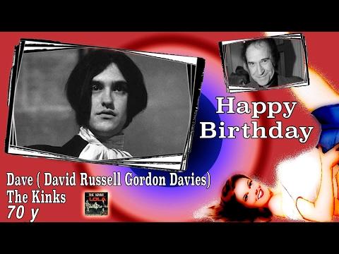 Happy Birthday Dave Davis