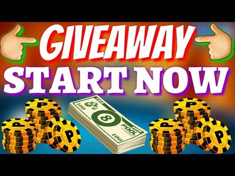 🎱🤗 Giveaway 👍free coins.🎱 222-213-437-7