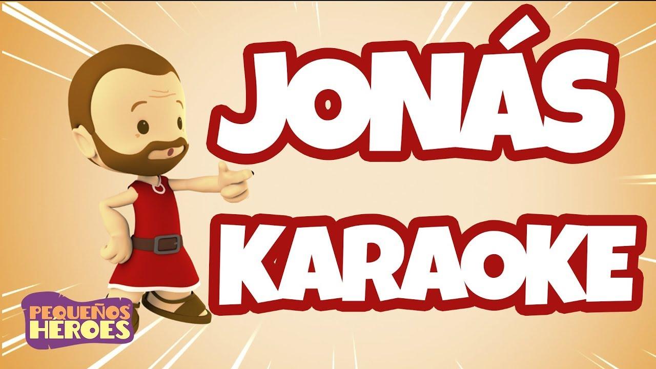 Jonás - Karaoke - Canciones infantiles cristianas - Pequeños Héroes - Generación 12 Kids