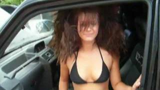 Repeat youtube video Bass And Boobs + Skirt Trick & Can Trick