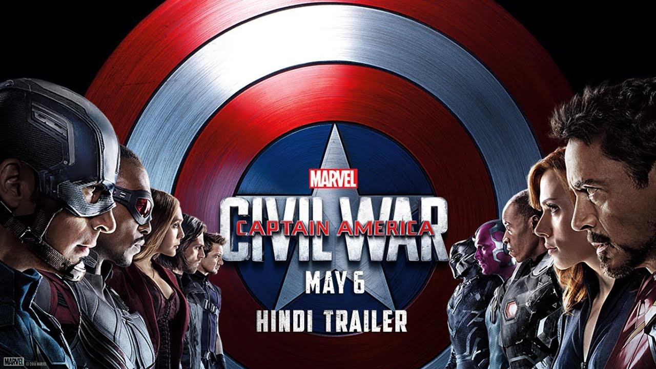 Download Captain America: Civil War | Official Hindi Trailer | In Cinemas May 6