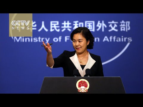 Foreign Ministry: China welcomes Myanmar peace talks