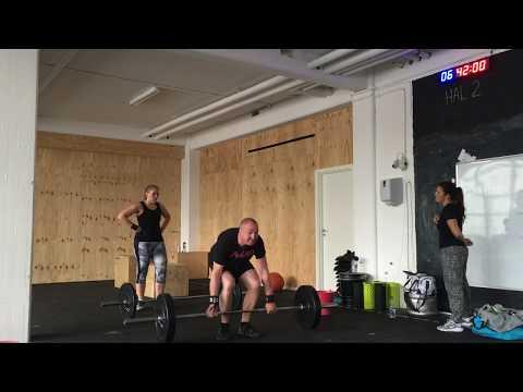PULS DCMT -  WODSTOCK Copenhagen - Scaled Team Qualification WOD 2