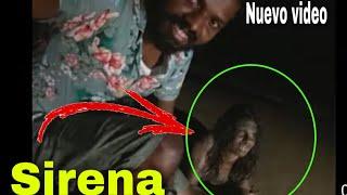 Sirena Atrapada en Sri Lanka FILTRAN NUEVO VIDEO de La Verdadera Sirena