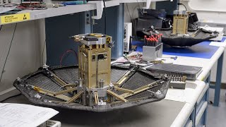 NASA tests new space 'umbrella'