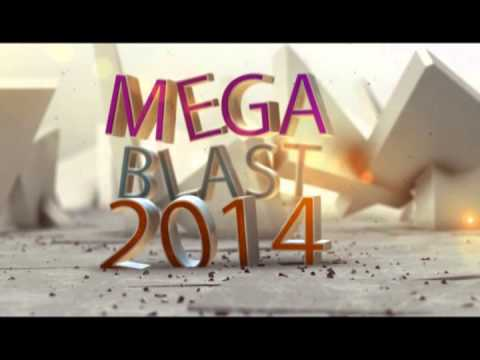 Mega Blast Sponsors And Artist   26 June 2014