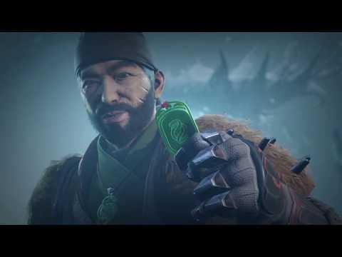 Destiny 2 Forsaken - Gambit Preview Full Match (Warlock)