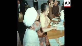 SYND 19-10-71 TITO MEETS INDIRA GANDHI