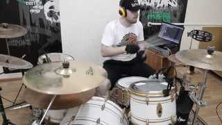 Offspring - One Fine Day (Drum Cover By Axel Prinada)