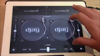Dj tutorial | Djay 2 ipad