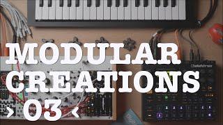 Modular Creations 03 / Elektron Digitakt / Korg Minilogue XD