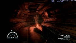 Aliens Vs Predator 2010 -Maximum graphics - first level - pt4of4