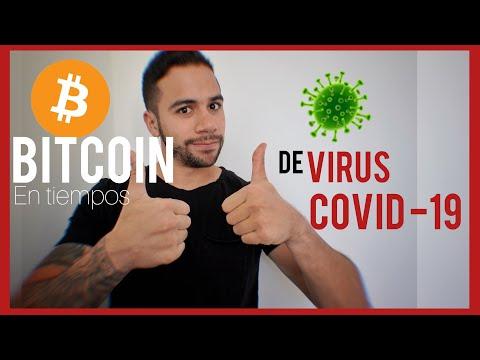 BITCOIN EN TIEMPOS DE VIRUS COVID-19