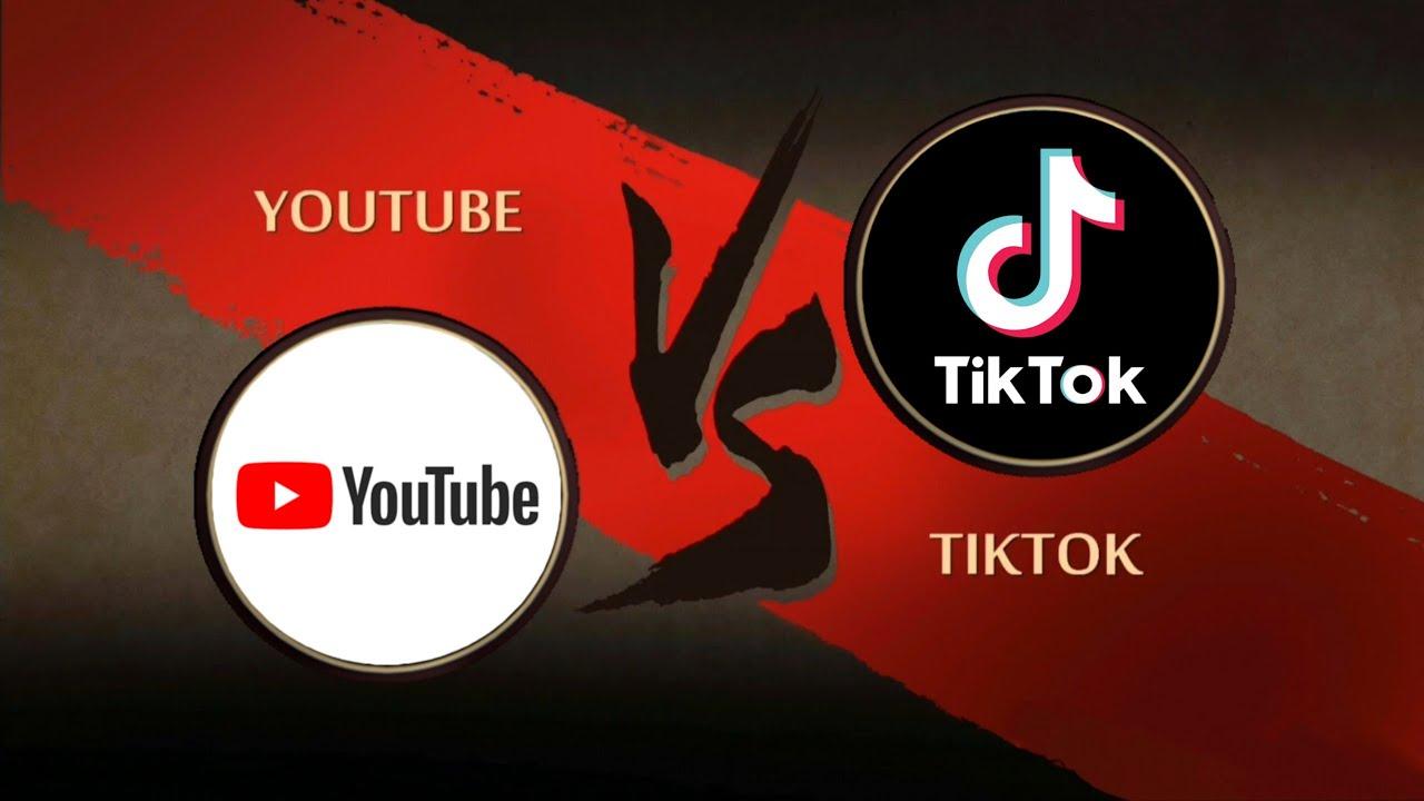 Shadow Fight 2 YouTube Vs Tiktok