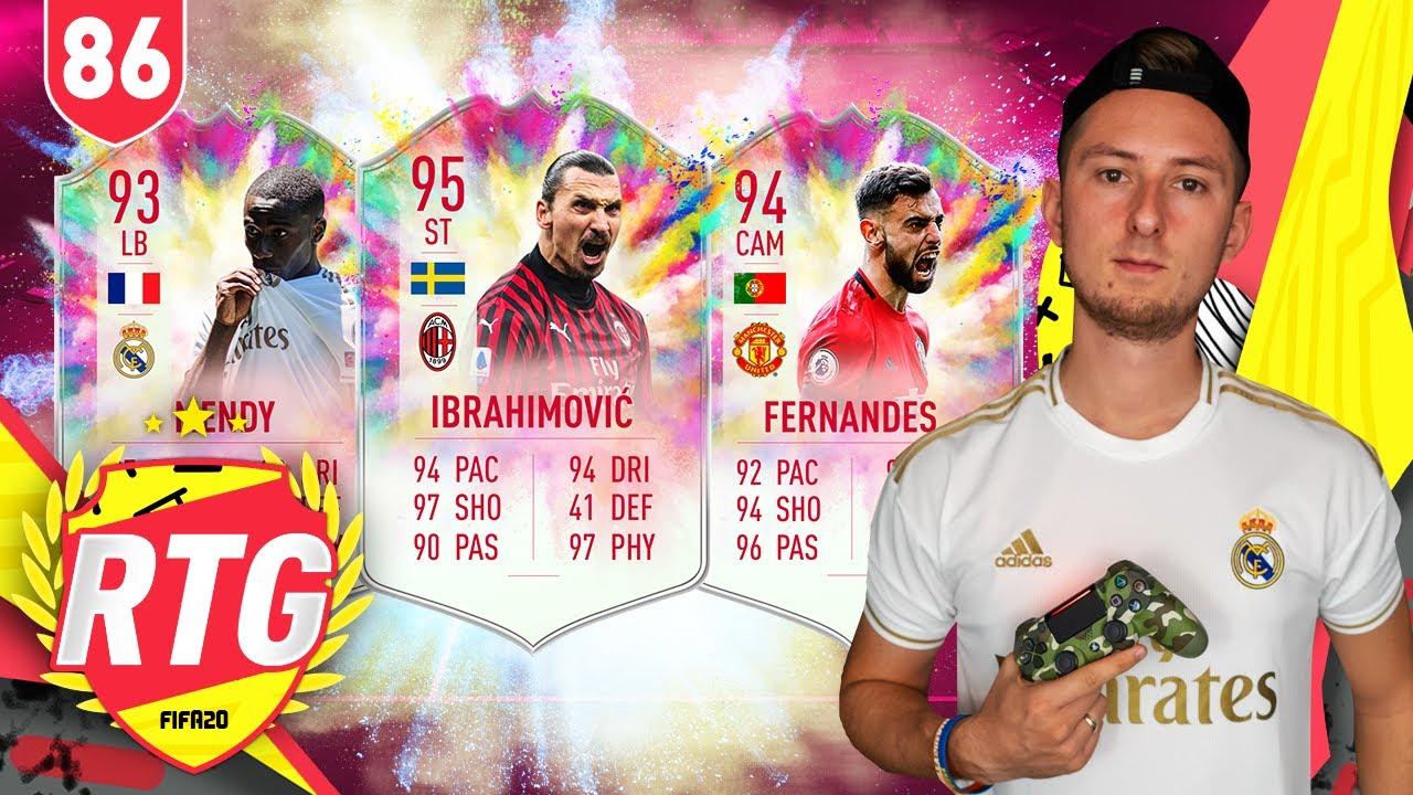 TE KARTY SĄ ŚWIETNE [#86] | FIFA 20 ULTIMATE TEAM