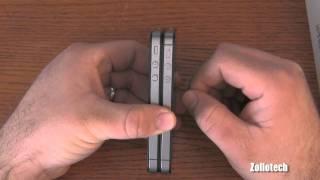iPhone 4 Comparison - Verizon vs AT&T Unboxing & Overview