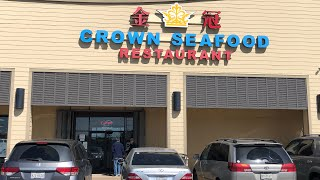 Crown Seafood Restaurant Review (Chinatown, Houston) Dim Sum-Morning Tea