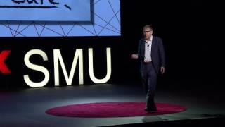 TEDxSMU talk given on Nov. 12, 2016