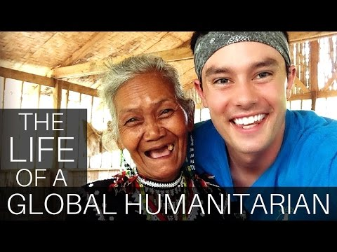 The Life of a Global Humanitarian