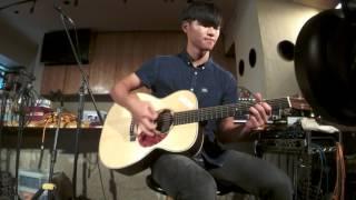 """Gambar cover Melvyn Gnai, Guitar performance, """"Ready Go!"""" (Kotaro Oshio, cover)"""