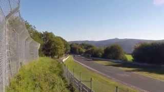 Toyota Supra - BIGNUM - 30/9/15 Nurburgring corners.
