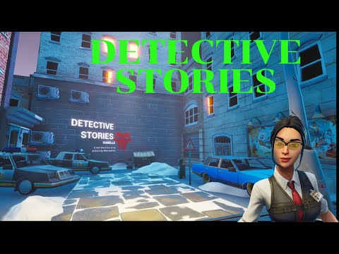 HOW TO COMPLETE DETECTIVE STORIES: ISABELLE BY WERTANDREW L FORTNITE CREATIVE