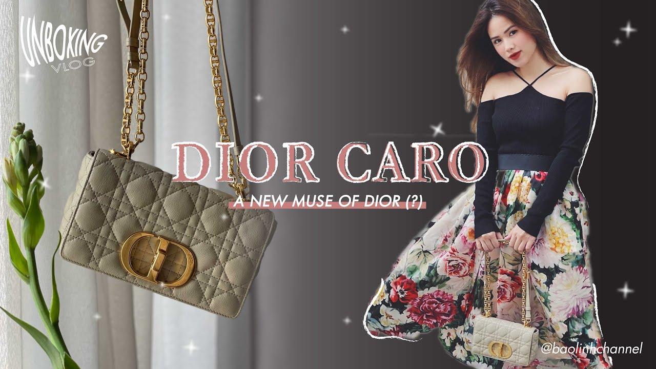(En) Unbox: New DIOR CARO//Siêu sao hay Siêu xịt? A new chapter of DIOR begins//Bao Linh's channel