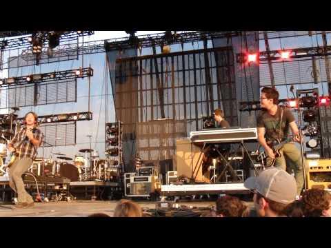 Tenth Avenue North Live: Break Me Down - Sonshine Festival 2012