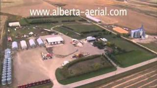 Mega Farm in Canada Alberta Part 3