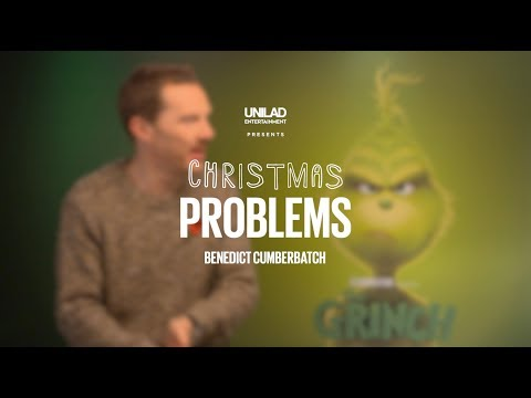 Benedict Cumberbatch Solves Your Christmas Problems | UNILAD Entertainment