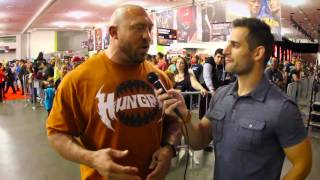 "Ryback: The origin of ""Feed Me More"", wanting to win the WWE Championship, WrestleMania Axxess, more"