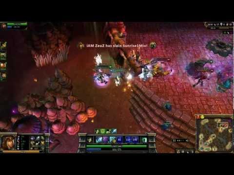 bS Studios - No Elo Season 2 Quadra and Penta kills