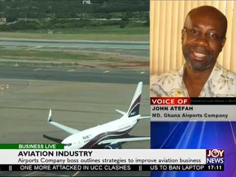 Bilateral Trade Relations - Business Live on Joy News (21-3-17)