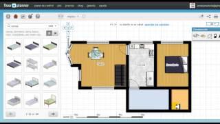 Tutorial De Floorplanner (en Español)