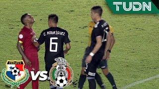 ¡Se arma la bronca! | Panama 0 - 1 Mexico | CONCACAF Nations League - J 5 | TUDN