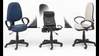 sillas oficina y despacho www.mobles salvany es.wmv