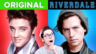 Popular Songs vs Riverdale Versions