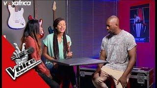 Intégrale Carmy-J vs Jessica Loraine Les Battles | The Voice Afrique Francophone 2017