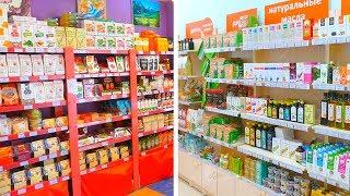 СОЧИ | Обзор магазинов здорового питания
