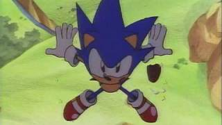 Sonic The Hedgehog CD - Sonic Boom Opening